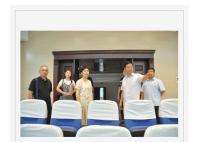 西充县法院到名山区法院交流学习信息化建设经验